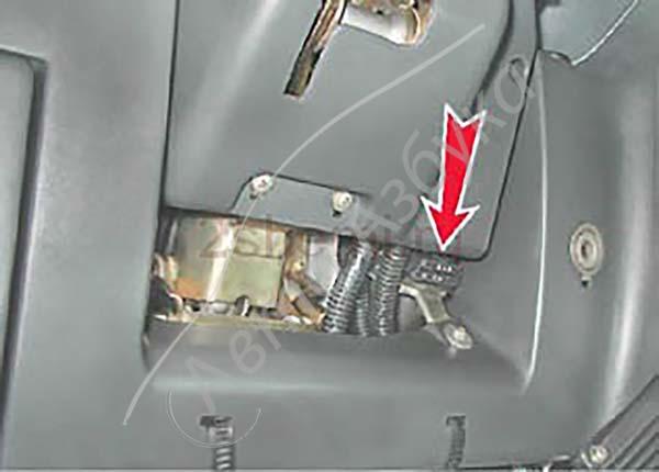 Разъем диагностической колодки ВАЗ ЕВРО-3 и 4 (16 клеммы в сборе с проводами) старого образца Купить по цене 444 р.