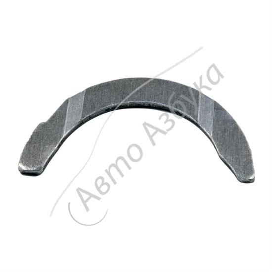 Полукольцо упорное коленвала (комплект 2 штуки) на ВАЗ Ларгус - фото 10031