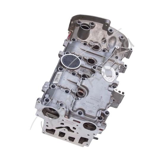 Головка блока цилиндров голая двигатель К4М (1,6L,16V) на ВАЗ Ларгус - фото 10049