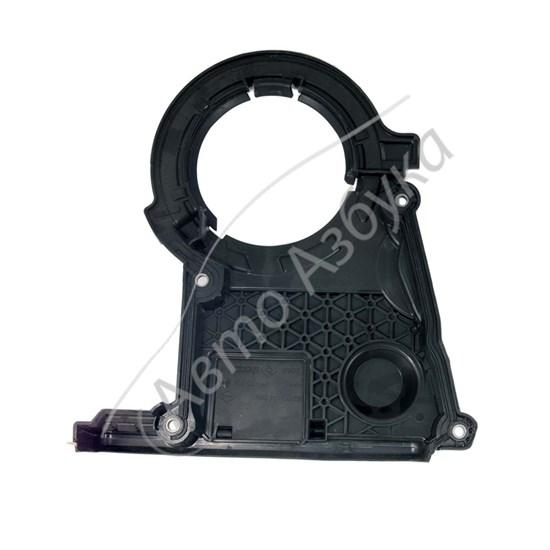 Крышка нижняя защиты зубчатого ремня механизма ГРМ на Ларгус 16V - фото 10073