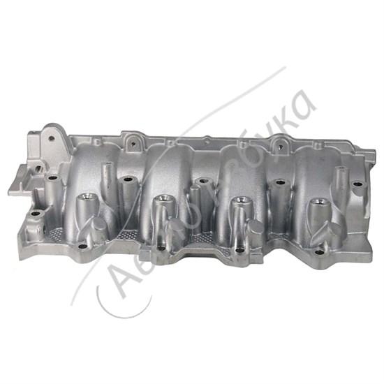 Впускной коллектор алюминиевый К4М (1,6L,16V) на ВАЗ Ларгус - фото 10087