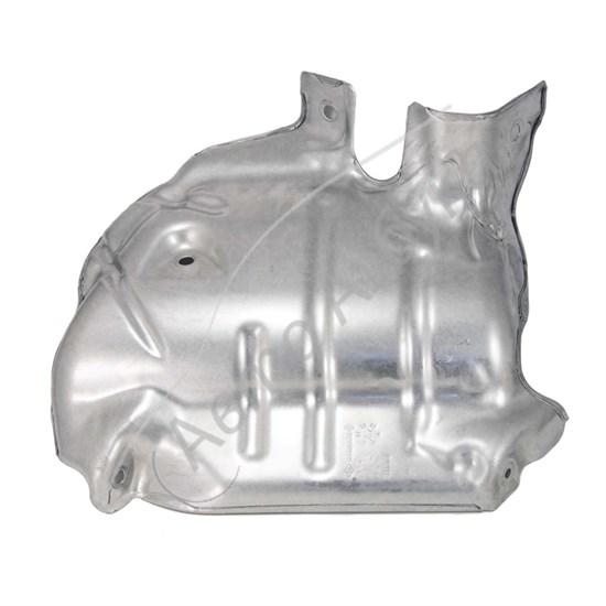 Термоэкран выпускного коллектора (верхний) К4М (1,6L, 16V) на ВАЗ Ларгус - фото 10093