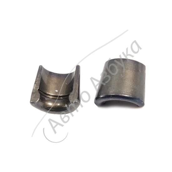 Полукольцо клапана ГБЦ К4М (1,6L, 16V) комплект на ВАЗ Ларгус - фото 10103