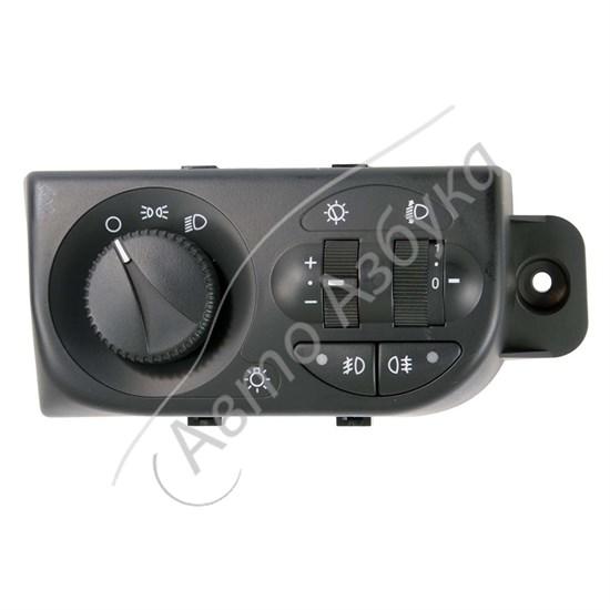 Блок управления светотехникой (с противотуманками) на ВАЗ Приора Люкс - фото 10135