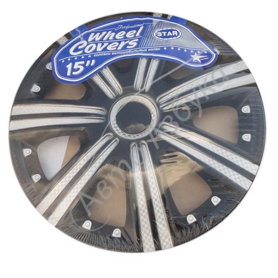 Автомобильные колпаки на колеса R15 - фото 10190