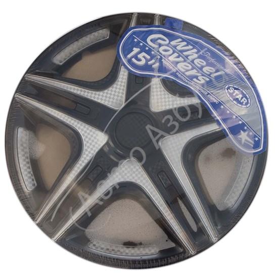 Автомобильные колпаки на колеса R15 - фото 10218