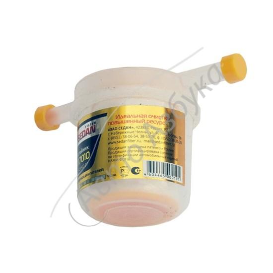 Фильтр топливный тонкой очистки с отстойником (карбюратор) на ВАЗ 2101-09 - фото 10293