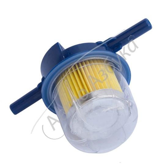 Фильтр топливный тонкой очистки с отстойником карбюратор на ВАЗ-2101-09 - фото 10295