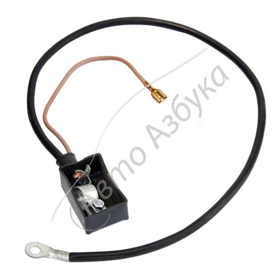 Плюсовой провод с клеммой АКБ на ВАЗ Классика - фото 10312