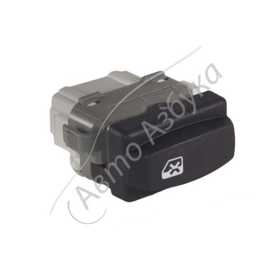 Выключатель задних стекло подъемников 8200325065 на ВАЗ Ларгус - фото 10358