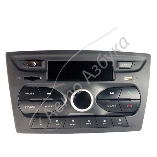 Автомагнитола штатная 2190-7900010-20 (кнопочная) на ВАЗ Гранта - фото 10472