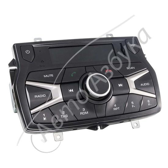 Автомагнитола кнопочная (штатная) 8450007949 на ВАЗ Лада Веста - фото 10584