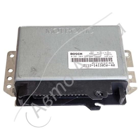 ЭБУ Электронный блок управления двигателем 2111-1411020-40 МP 7.0 - фото 10606