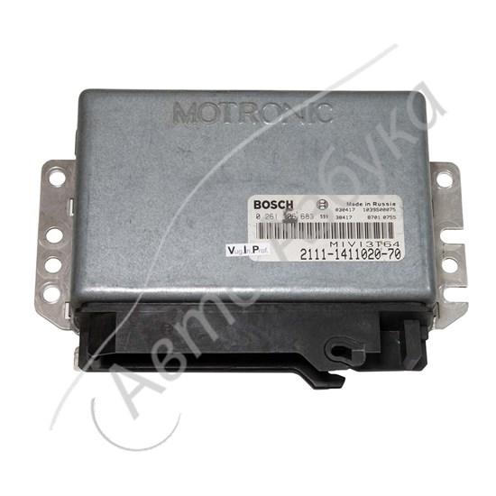 ЭБУ Электронный блок управления двигателем 2111-1411020-70 M1.5.4 - фото 10607