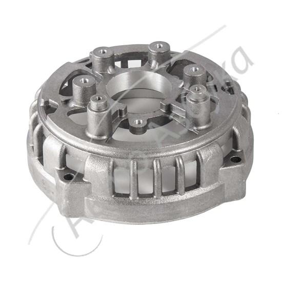 Задняя крышка генератора на ВАЗ 2110-12, Приора, Калина, Гранта, Нива - фото 10618