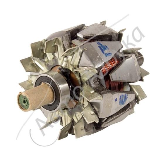 Ротор генератора старого образца d15 (94.3701200) с подшипником на ВАЗ 2110 - фото 10634