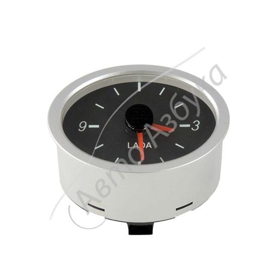 Часы автомобильные штатные кварцевые на ВАЗ Приора - фото 10668
