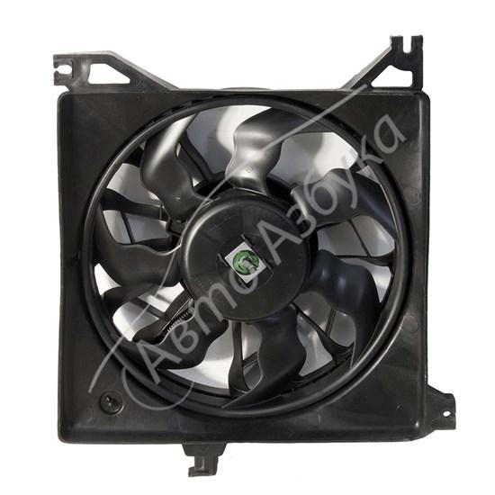 Электровентилятор охлаждения двигателя на ВАЗ Гранта, Датсун, Калина 2 - фото 10674