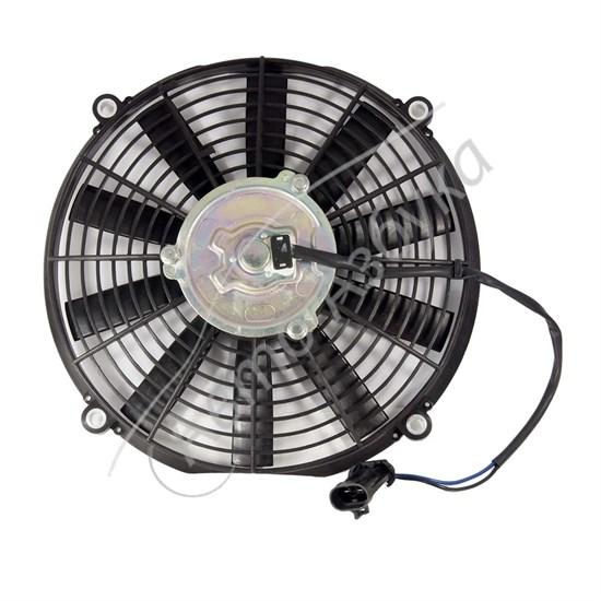 Вентилятор радиатора охлаждения кондиционера на Калина, Приора - фото 10679