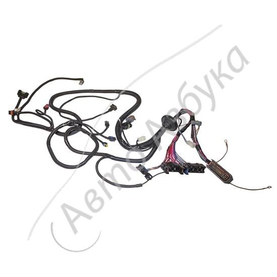 Жгут проводов 21043-3724026-10 контроллера Январь 7.2 на ВАЗ Классика - фото 10720