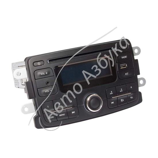 Автомагнитола кнопочная 281150132R (штатная) на ВАЗ Икс Рэй - фото 10800