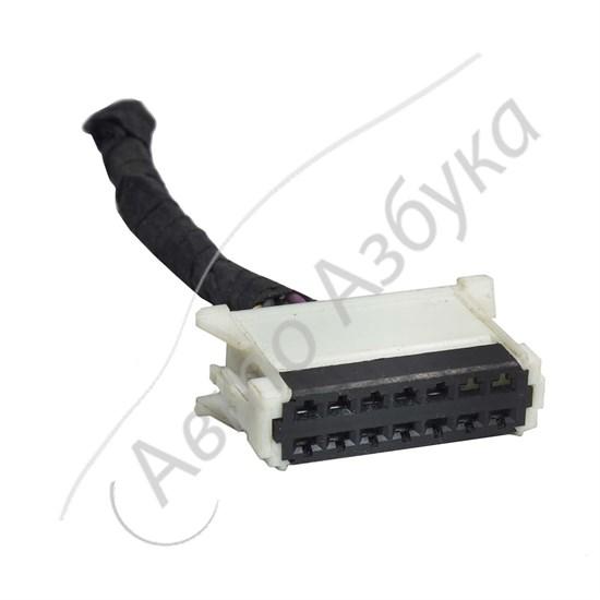 Разъём подрулевого переключателя (правый) 14 клемм на ВАЗ Ларгус - фото 10844