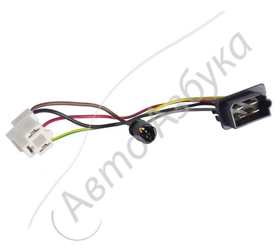 Разъём передней фары с проводами на ВАЗ 2115 - фото 10876