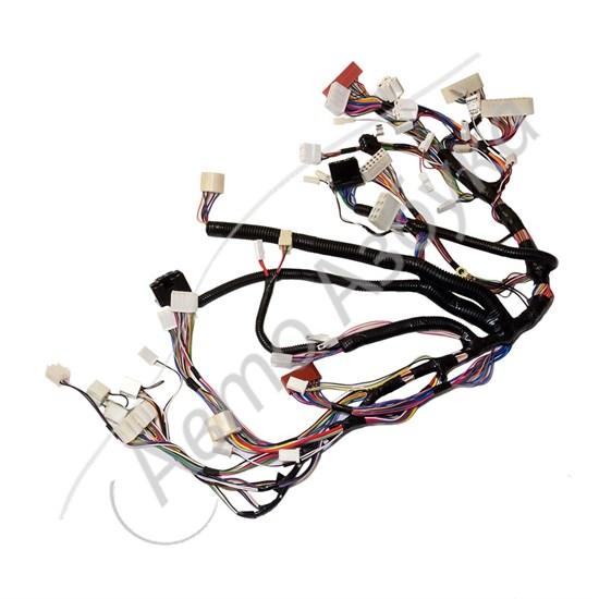 Жгут панели приборов с европанелью без монтажного блока на ВАЗ 2108-2115 - фото 10918