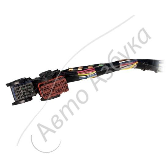 Разъёмы ЭБУ М74 (48 pin и 32 pin два разъема) на Калина, Приора, Гранта, Нива - фото 10920