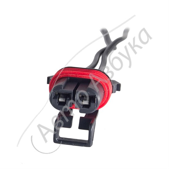 Разъём к резистору добавочному вентилятора охлаждения двигателя (РВО-М, РВО-МК) - фото 10977