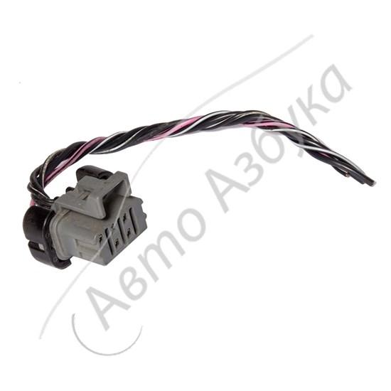 Разъем жгута проводов форсунок ответная часть (5 контактов) тип мама - фото 11060