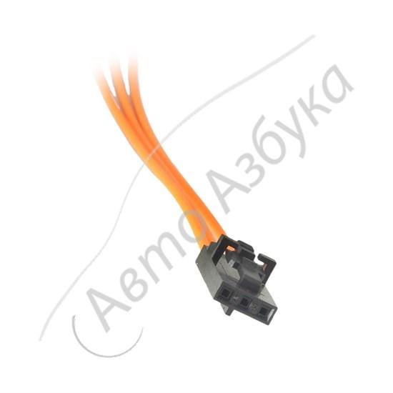 Разъём к плафону освещения салона (3 клеммы, тип мама) на ВАЗ Приора - фото 11074