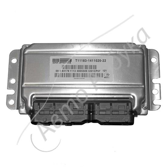 ЭБУ Январь 7.2 11183-1411020-22 электронный блок управления двигателем - фото 11090