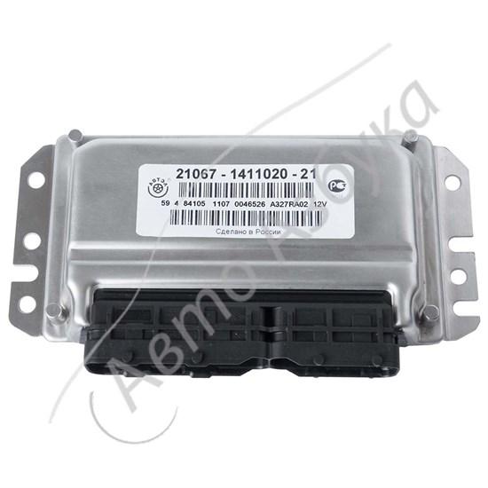ЭБУ 21067-1411020-21 (8V, 1,6L, Е 3) М73 на ВАЗ Классика - фото 11102