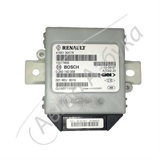 Электронный блок управления полным приводом 416513057R на ВАЗ Икс Рэй - фото 11174