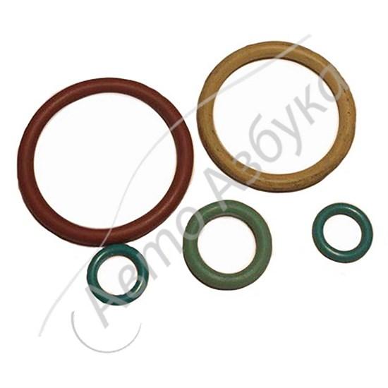 Кольца компрессора универсальные на ВАЗ Гранта, Ларгус, Калина 2, Датсун - фото 11292