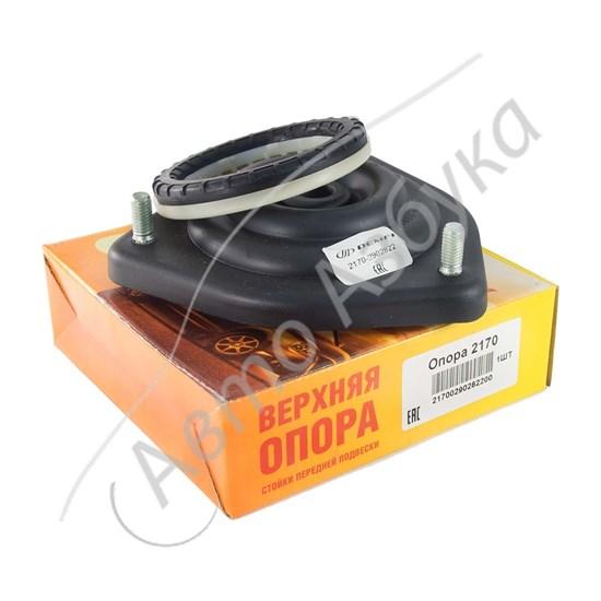 Опора передней стойки подвески с подшипником на ВАЗ Приора - фото 11508