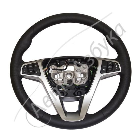 Мульти руль управления аудио и круизом (без подушки) 8450006832 на ВАЗ Веста - фото 11769