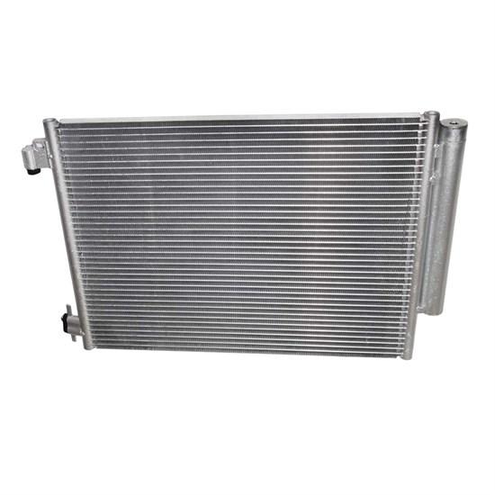 Радиатор  кондиционера 921001727R (алюминий) на ВАЗ Икс Рей, Веста, Ларгус - фото 11788
