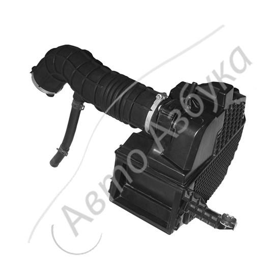 Корпус воздушного фильтра в сборе (пластик) на Икс Рей, Веста, Ларгус - фото 11792