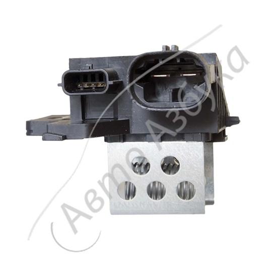 Резистор вентилятора системы охлаждения 255503792R на ВАЗ Икс Рей, Веста - фото 11902