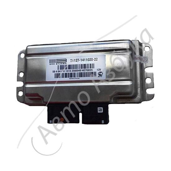 ЭБУ 21127-1411020-22 М74.5 (16V, 1,6L, Евро 4) МКПП CAN рег. впуск - фото 12040