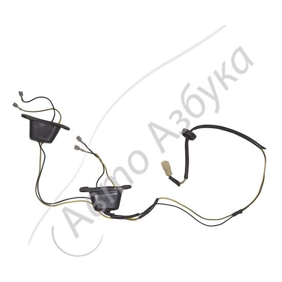 Жгут проводов подсветки заднего номера на ВАЗ 2110-2115 - фото 12166