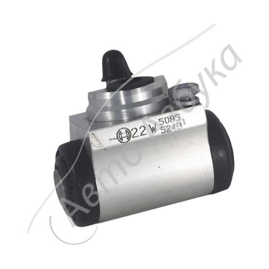 Цилиндр тормозной задний под АБС (22 мм, алюминий) на ВАЗ Ларгус - фото 12292