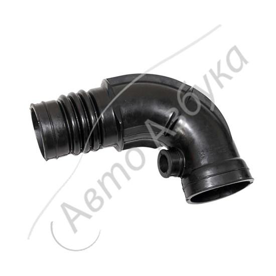 Патрубок воздухозаборника малый (впускной) на ВАЗ Шеврорле Нива - фото 12348