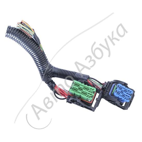 Разъёмы к контроллеру 21700-1412020-95 и 21907-1412020-10 на ВАЗ Приора - фото 12732