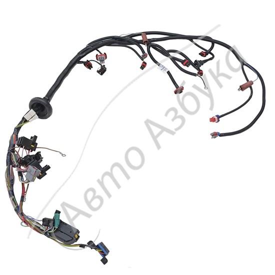 Жгут 21102-3724026-05 ЭБУ контроллера 21114-30 Bosch на ВАЗ 2110, 2112 - фото 12746