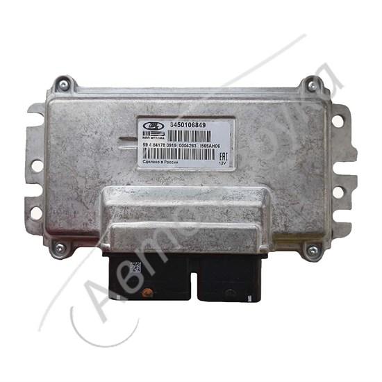 ЭБУ 8450106849 (1.6L, 16V, CAN, Е5, 2019)  М74 контроллер на Лада Гранта 2 - фото 12773