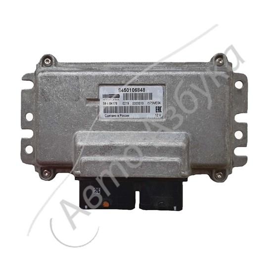 ЭБУ 8450106848 (1.6L, 16V, CAN, Е5, 2019) М74 контроллер на ВАЗ Гранта FL - фото 12775