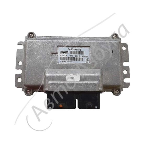 ЭБУ 8450101185 (1.6L, 16V, CAN, Е5) контроллер на ВАЗ Гранта, Гранта FL, Калина - фото 12777